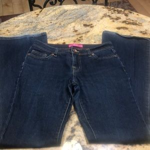 Glow jeans size 3 Beautiful blue jeans
